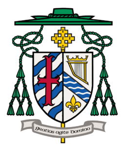 Bishop Walkowiak's episcopal coat of arms