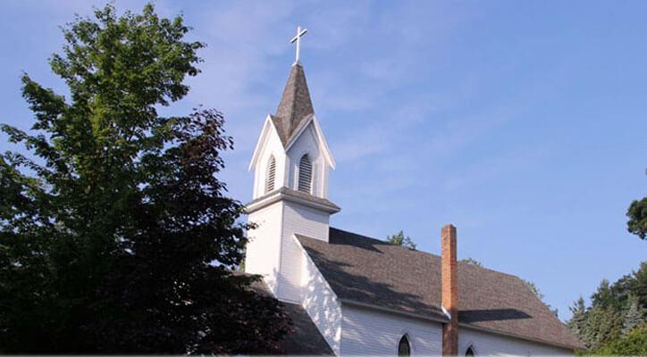 Saint John the Baptist Mission, Claybanks