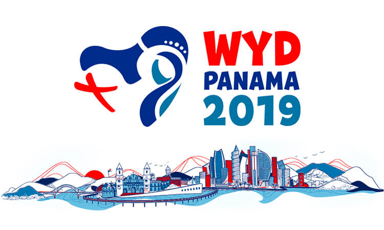 Logo for World Youth Day 2019 Panama