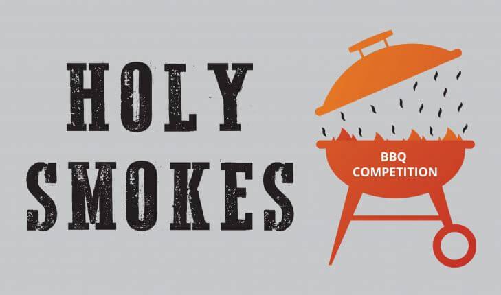 CCWM's Holy Smokes logo