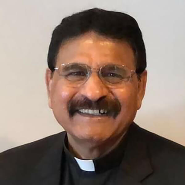 Headshot of Father Ayub Nasar