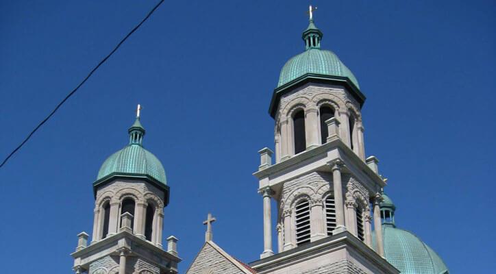 Basilica Saint Adalbert Grand Rapids