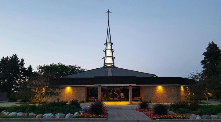 Holy Trinity Parish, Comstock Park