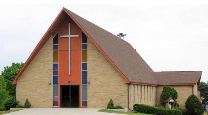 Saint Anthony Parish, Saranac
