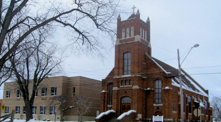 Saint Joseph – Saint Mary Parish, Belding