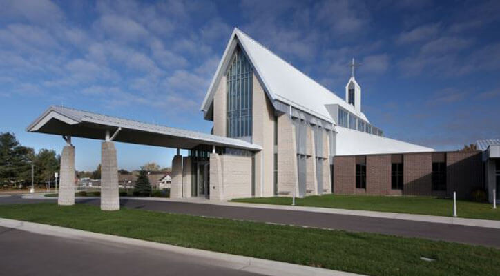 Saint Mary Magdalen Parish, Kentwood
