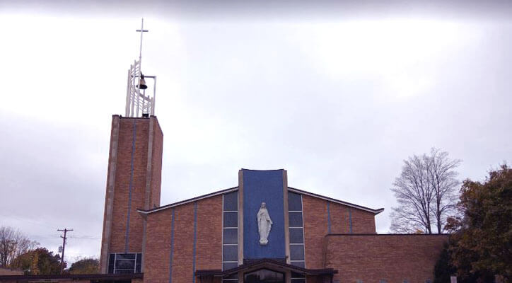 Saint Mary – Saint Paul Parish, Big Rapids