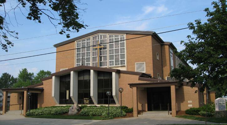Saint Patrick – Saint Anthony Parish, Grand Haven