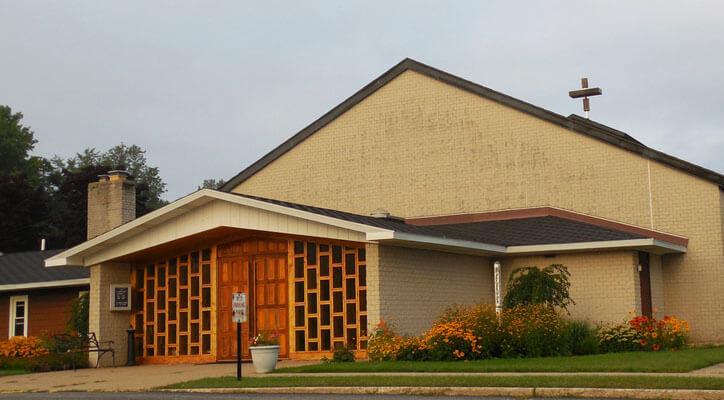Saint Philip Neri Parish, Reed City