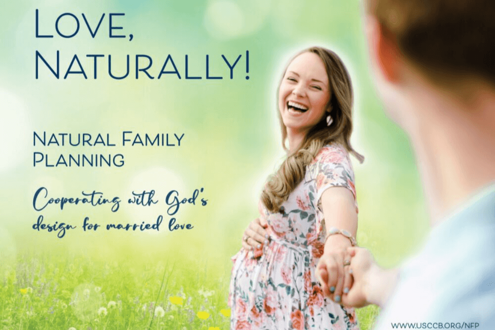 Poster image for Natural Family Planning Awareness Week 2019