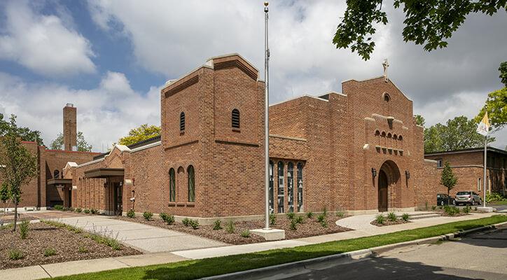 Saint Stephen Parish, East Grand Rapids