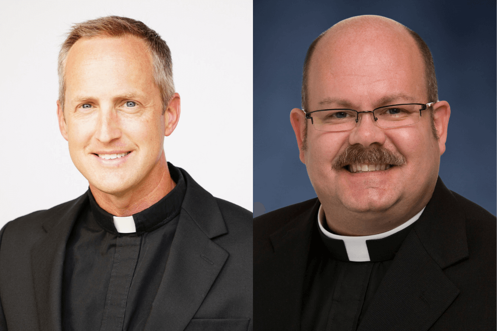 Father Geerling and Father Hutchinson will be installed as pastors in fall 2019
