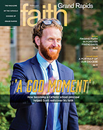 October 2019 FAITH GR cover for catalog page