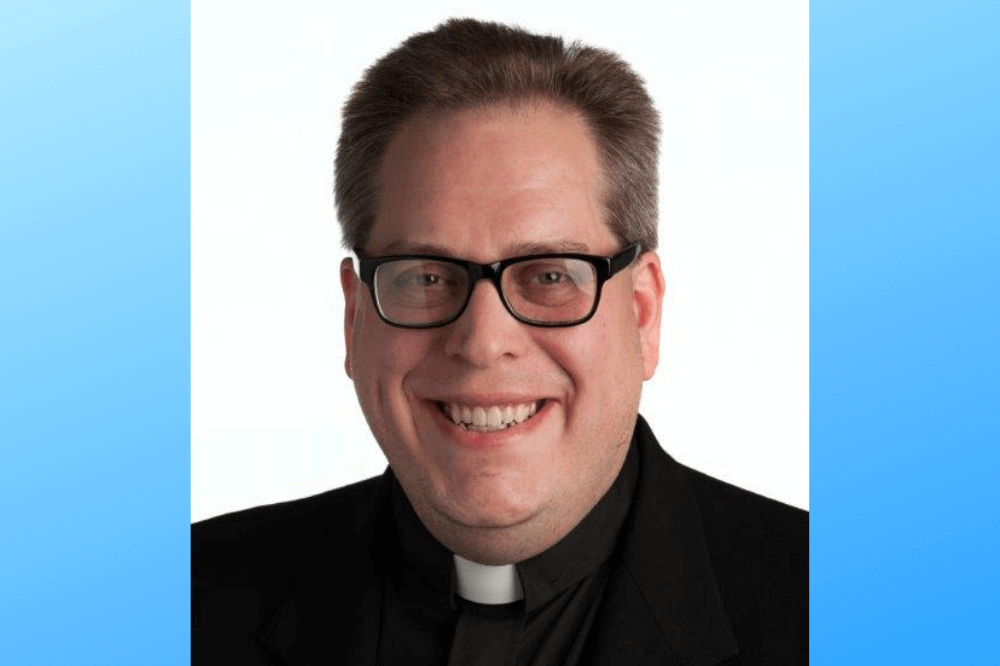 Father Doug Braun, pastoral appointment Sacred Heart & St. Thomas Muskegon & adjutant judicial vicar, Oct. 2019