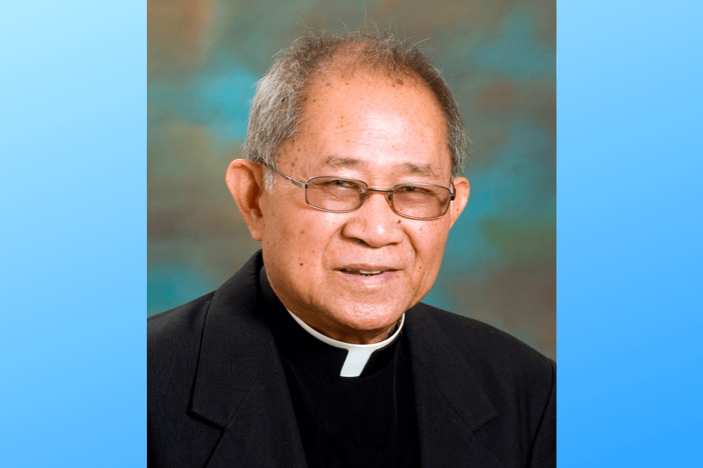 Father Norbert Leyrita, deceased Oct. 10, 2019