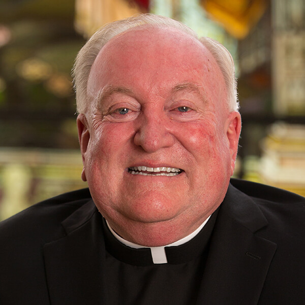 Photo 2019 - Monsignor William Duncan by Rob Schumaker