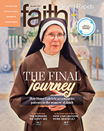 November 2019 FAITH GR cover for catalog page