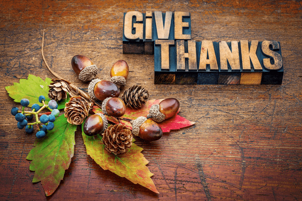 Give Thanks, Thanksgiving featured image