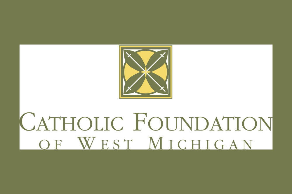 The Catholic Foundation of West Michigan Foundation logo, featured image for main page
