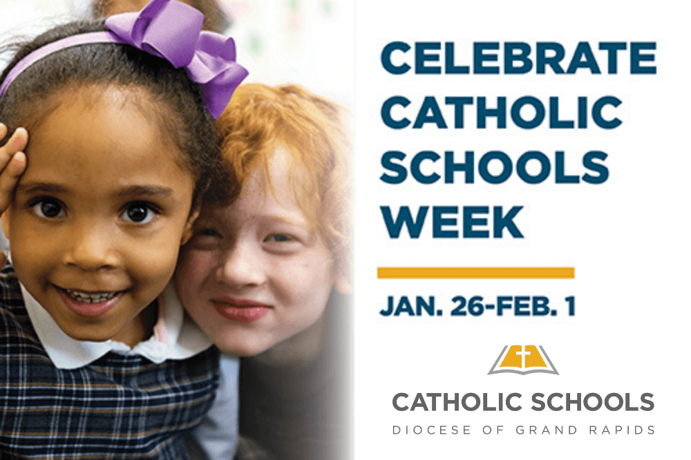 Catholic Schools Week 2020, students, featured image