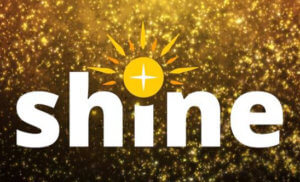 SHINE Middle School Youth Rally logo