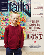 April 2020 FAITH GR cover for catalog page