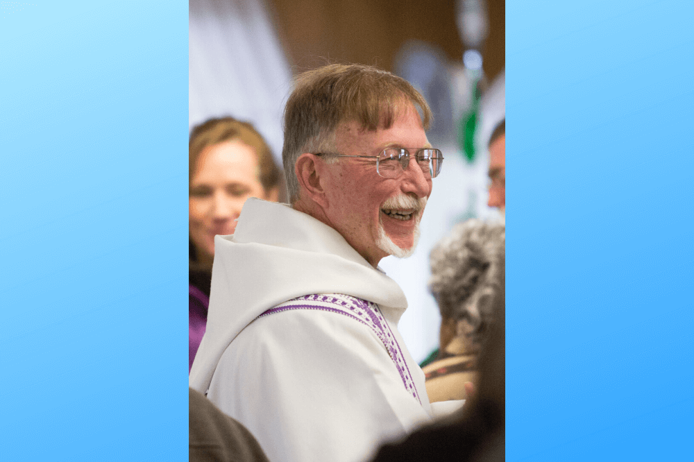 Father Ron Schneider photo