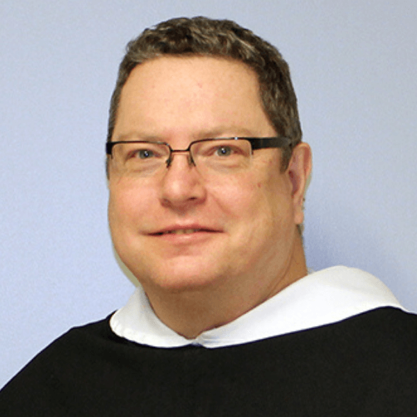 Father Doug Greer, OP