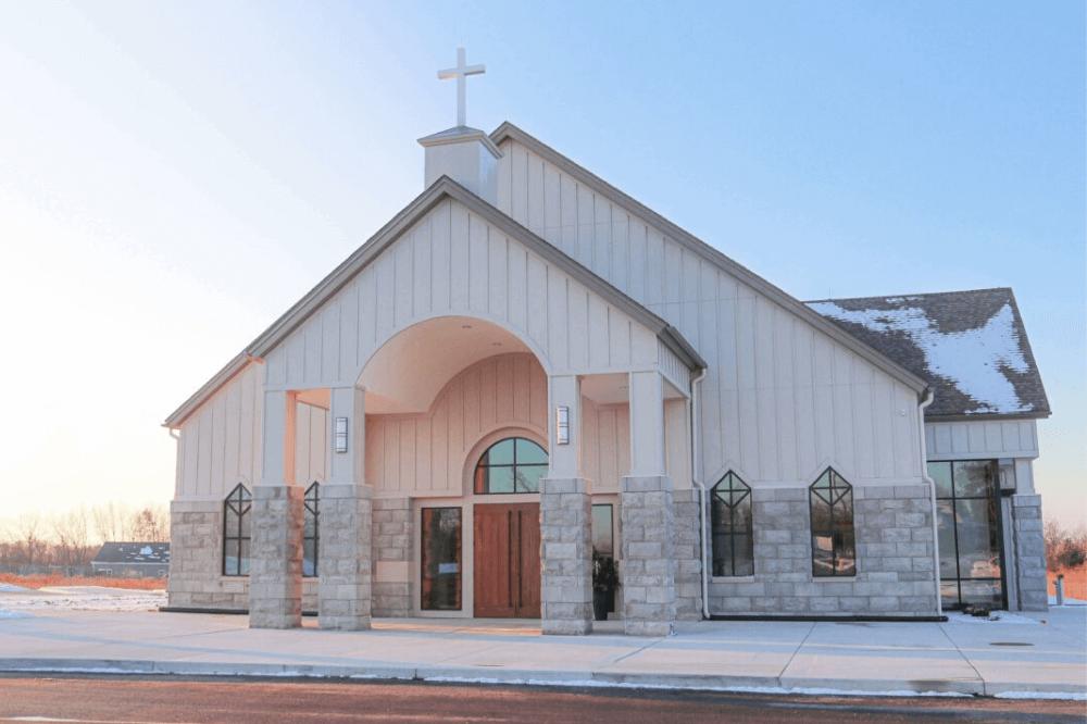 Saint John Paul II Parish, Cedar Springs