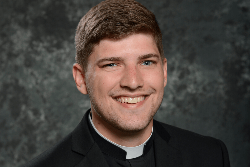Noah Thelen, diocesan seminarian, featured image for main page