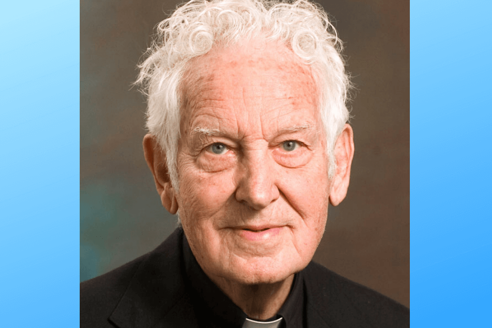 Father Ernest Bernott, deceased May 13, 2020