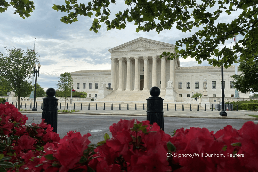 CNS Photo by Will Dunham, U.S. Supreme Court Building