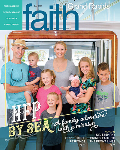 June 2020 FAITH GR cover for home page