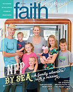 June 2020 FAITH GR cover for catalog page