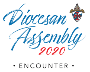 Diocesan Assembly 2020: Encounter logo