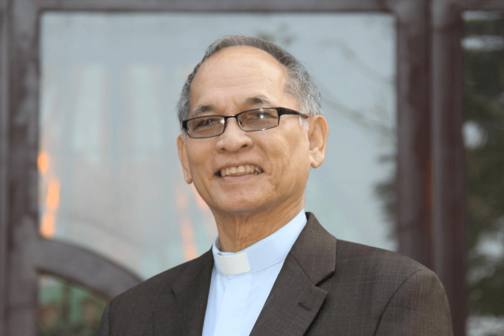 Father Peter Nghiem, deceased Sept. 17, 2020