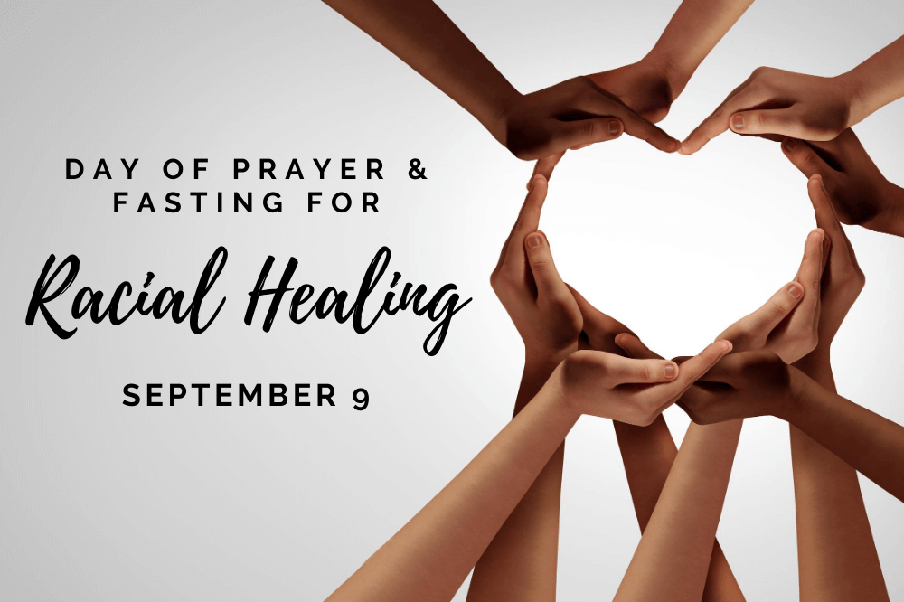 Day of prayer and fasting for racial healing on Sept. 9